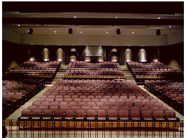 Walled Lake Consolidated School District Auditoriums